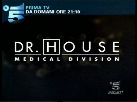 Dr. House su Canale 5