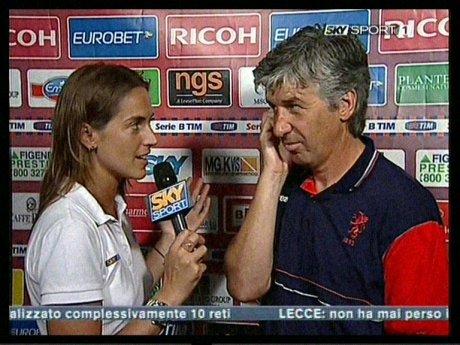 Anna Billò, giornalista Sky Sport