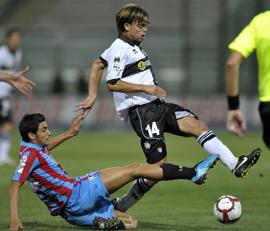Serie A 21a: Juventus-Roma e Catania-Parma (SKY, Mediaset Premium, Dahlia)