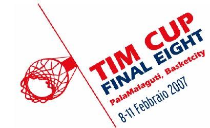 Logo Tim Cup Basket