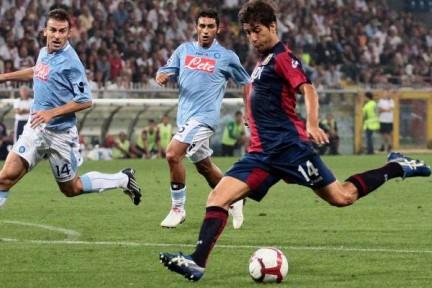 Serie A 22a: Napoli-Genoa e Bari-Palermo (SKY Sport, Mediaset Premium, Dahlia)