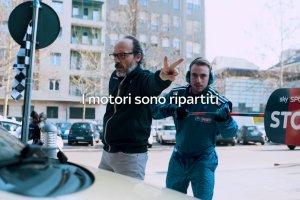 La Formula 1 a Milano: vieni in pista con Sky