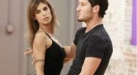 Elisabetta Canalis delude al debutto in ''Dancing with the Stars''