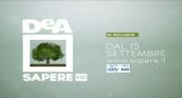 DeaSapere dal 15 Settembre in onda su Sky, il breve promo di presentazione
