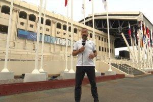 Video Olimpiadi Tokyo 2020 Discovery+ | Zoran Filicic al Ariake Tennis Park, il regno del tennis