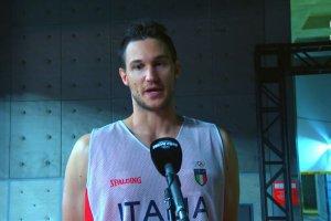 Video Olimpiadi Tokyo 2020 Discovery+ | Basket, Intervista a Danilo Gallinari