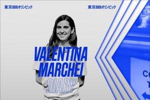 Video Olimpiadi Tokyo 2020 Discovery+ | Diario di Valentina Marchei Day 3