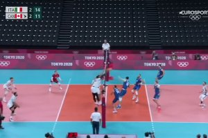 Video Olimpiadi Tokyo 2020 Discovery+ | Pallavolo Maschile, Italia-Canada (Highlights)