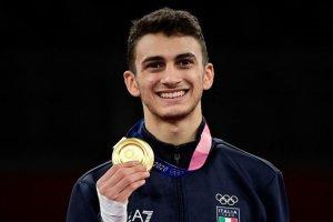 Video Olimpiadi Tokyo 2020 Discovery+ | Taekwondo 58kg, Vito dell'Aquila ORO