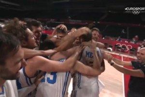 Video Olimpiadi Tokyo 2020 Discovery+ | Basket, festa Italia 17 anni dopo ai quarti di finale