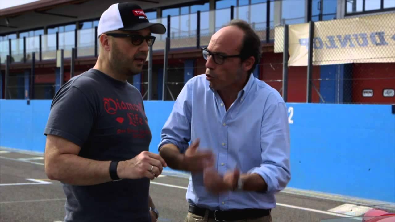 Top Gear Italia - Prossimamente su Sky Uno: scende in pista il cast ufficiale