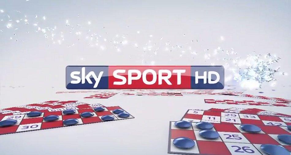Sky Sport HD augura Buone Feste 2015 con i 'numeri' dei suoi talent