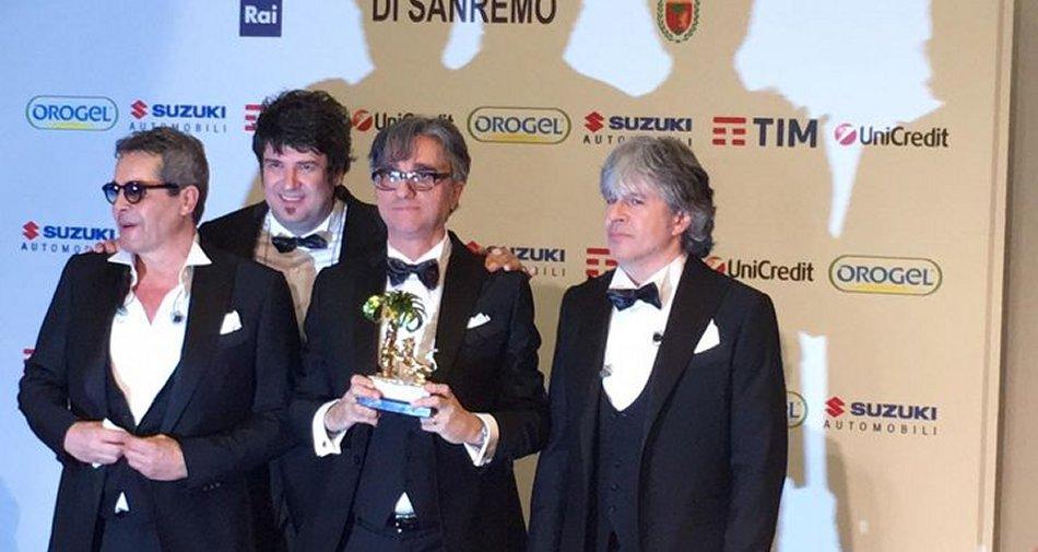 Sanremo 2016 | Stadio - Un Giorno Mi Dirai