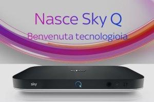 Sky Q, la tv ricomincia da qui. Lo spot di lancio del servizio | Tecnologioia