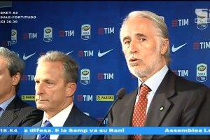 Diritti Tv Serie A 2018 - 2021, Malago: ''Risolto contratto MediaPro''