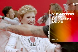 Music is Love | X Factor 2019 dal 12 settembre su Sky Uno