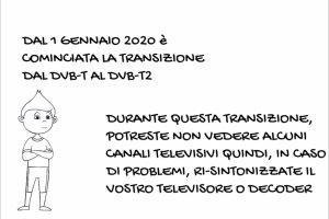 Nuovo digitale terrestre DVB-T2, una spiegazione facile