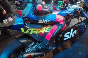 #SkyMotori - Presentazione Sky Racing Team VR46 Stagione 2020 (diretta)