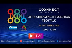 OTT & Streaming Tech Talk (diretta) | #ForumEuropeo #FED2020