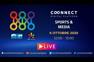 Sports & Media Tech Talk (diretta) | #ForumEuropeo #FED2020