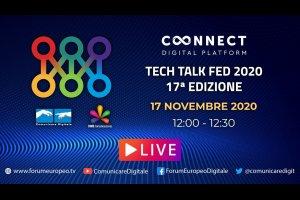 Presentazione 17 FED Tech Talk (diretta) | #ForumEuropeo #FED2020