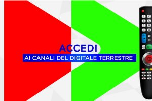 Primo video tutorial per accompagnare al digitale terrestre DVB-T2