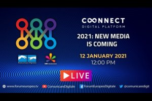 2021: New Media is Coming Tech Talk (diretta)