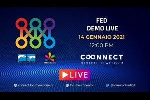 FED Demo LIVE 2021 #1 (diretta)