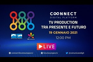 TV Production: tra presente e futuro Tech Talk (diretta)
