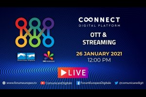 OTT & Streaming 2021 Tech Talk (diretta)