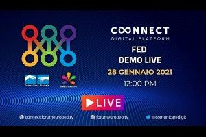 FED Demo LIVE 2021 #3 (diretta)
