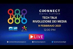 La Rivoluzione dei Media Tech Talk (diretta)