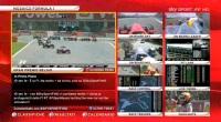 La grande novità della Formula 1: il mosaico interattivo di Sky Sport F1 HD