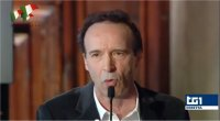 Italia 150, il video integrale del Benigni show al Quirinale