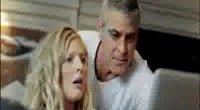 George Clooney sposa una bionda... ma è solo per uno spot norvegese