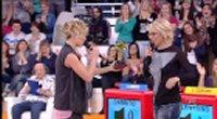 Emma ritorna ad Amici come vincitrice di Sanremo 2012
