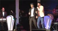 Fiorello e Jovanotti cantano ''Candidato intelligente'' come Cochi e Renato