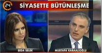 Turchia, la giornalista Seda Selek sviene in diretta tv