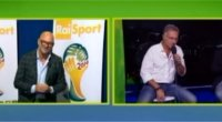 Brasile 2014, Mazzocchi a Bonolis: ''Fatti dare una toccatina''. De Paoli rifiuta