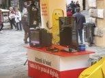 Switch Off in Toscana: la visita di Nando il Telecomando a Siena