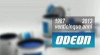 6 settembre 1987 - 6 settembre 2012, Odeon compie 25 anni
