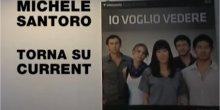 Lo spot di Current per lo show ''Tutti in piedi'' di Michele Santoro
