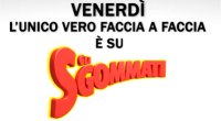 Stasera il Faccia a Faccia tra Berlusconi-Bersani in versione Sgommati