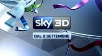 Sky 3D sta arrivando: il promo che annuncia la partenza il 6 Settembre