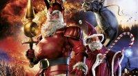 Sky Natale 2011 - La campagna pubblicitaria con l'invasione dei Babbi Natale