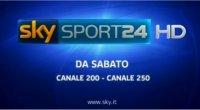 Spot - Sky Sport 24, dal 24 Settembre 2011 disponibile anche in HD