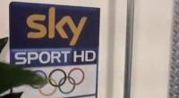 Carlo Vanzini nel dietro le quinte della redazione di #SkyOlimpiadi a Londra