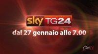 Video - Aspettando Sky TG 24, dal 27 Gennaio sul digitale terrestre