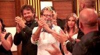 Spyros Theodoridis vince la prima edizione di MasterChef Italia [Cielo Tv]