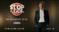 Stop&Gol, il promo del programma di Cielo dedicato ai gol della Serie A